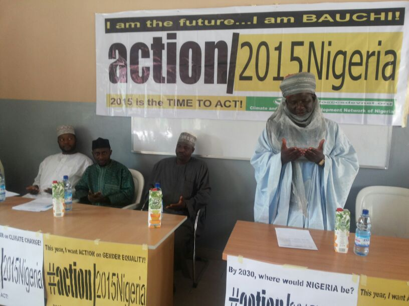 Royal Father prays for success of action2015 in North-East Nigeria