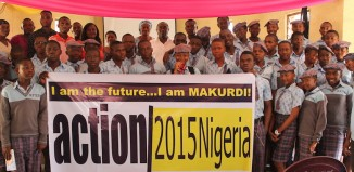 I AM MAKURDI: action2015Nigeria in North-Central Nigeria